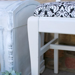 Easy Vintage Chair Makeover