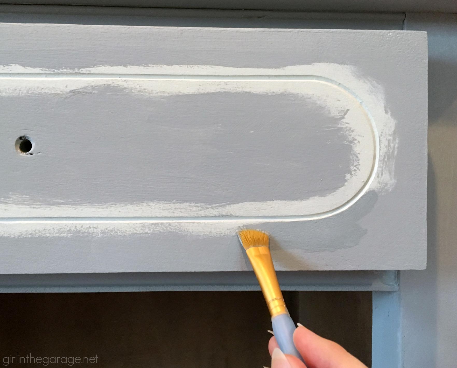 Fantastic IMG_8780-antique-dresser-paris-grey-chalk-paint | Girl in the Garage® RZ99
