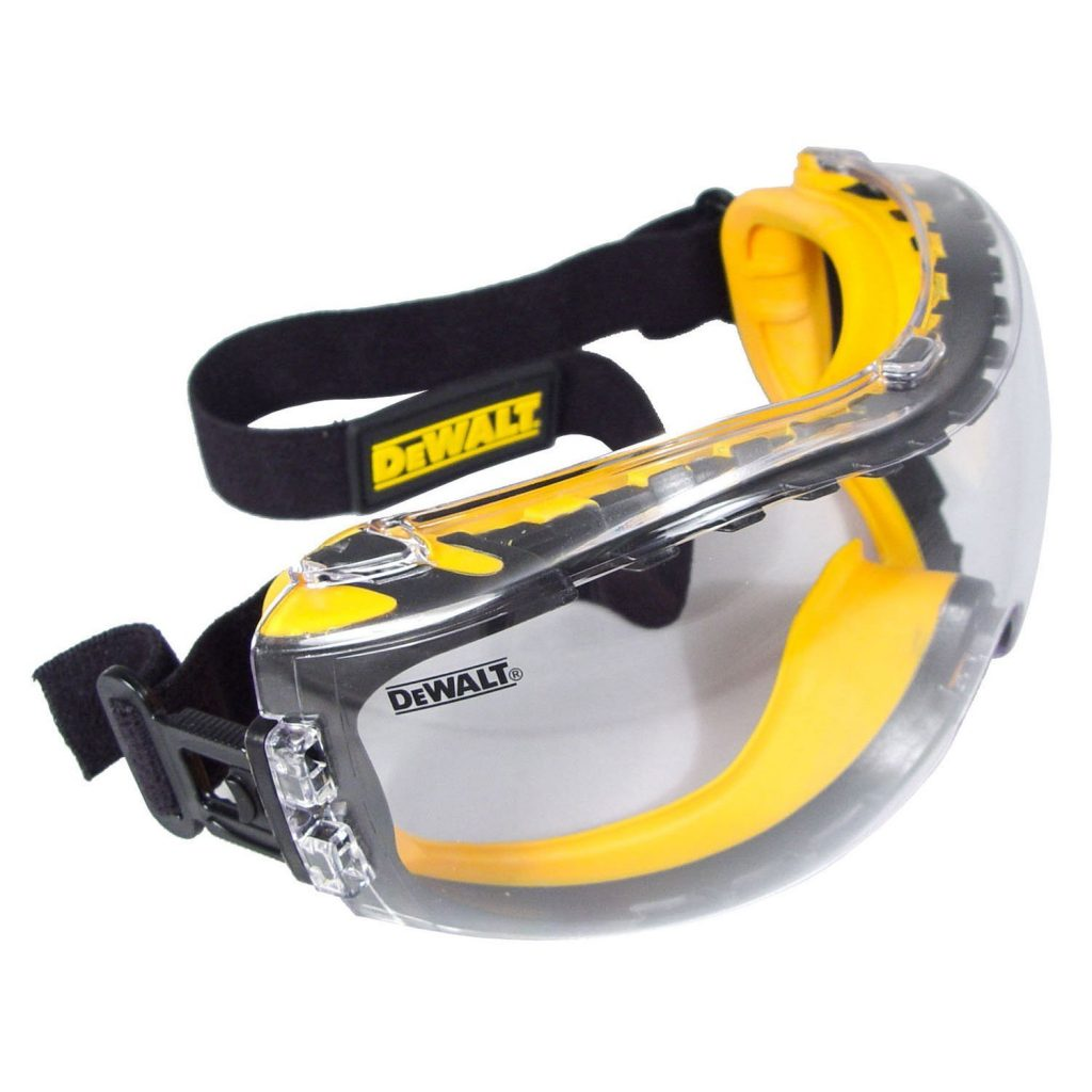 Favorite DIY Products - Eye Goggles