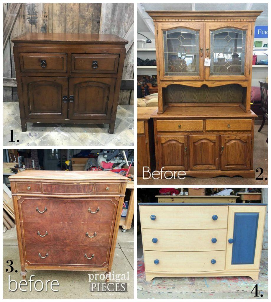 Furniture Fixer Uppers - Feb. 2018