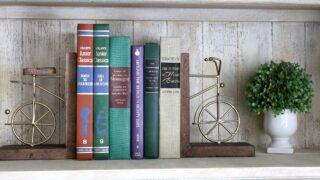 Secret Storage Book Box