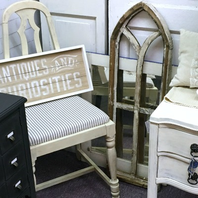 7 Mistakes I Made When Starting my Antique Booth
