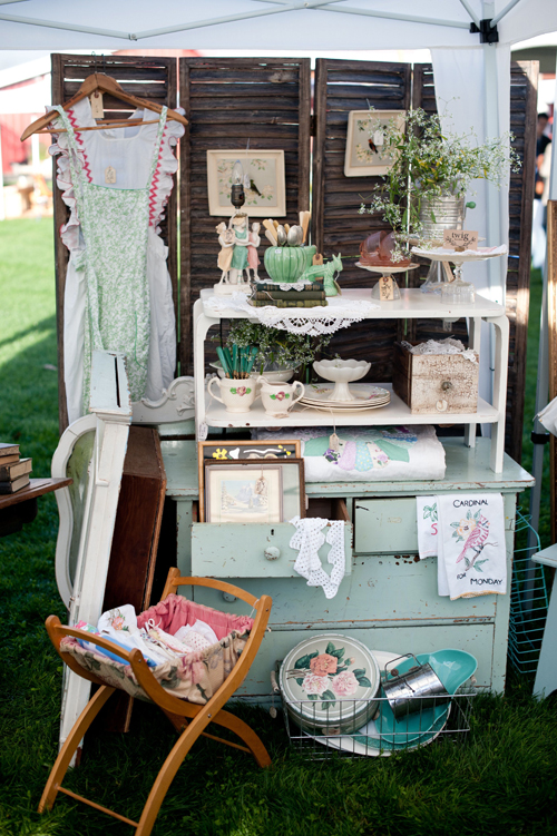 Twig Home market booth