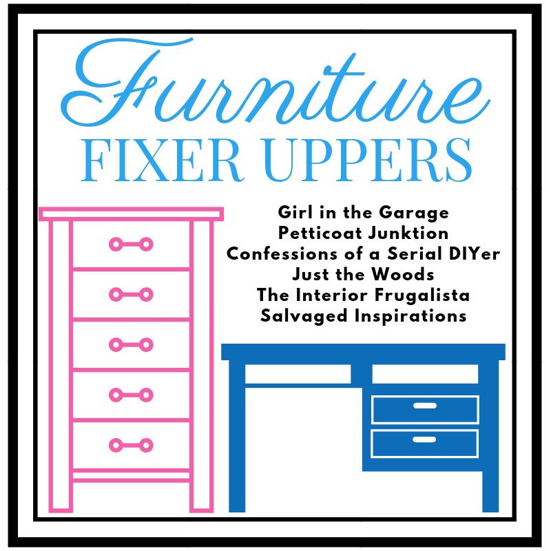 Furniture Fixer Uppers - May 2019