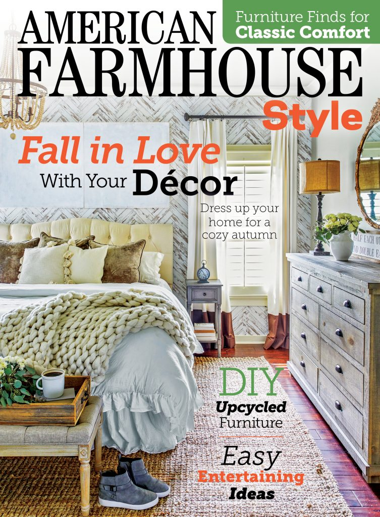 American Farmhouse Style Magazine - Oct/Nov 2019