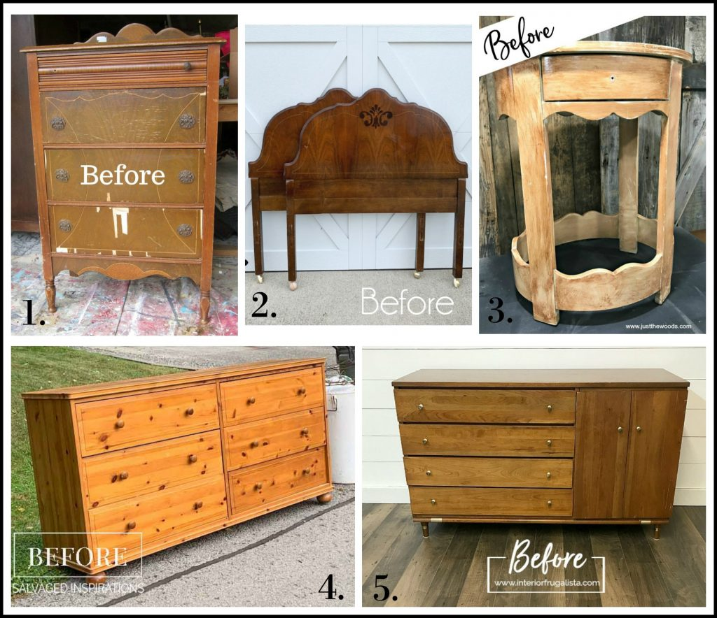 Furniture Fixer Uppers - Oct2019