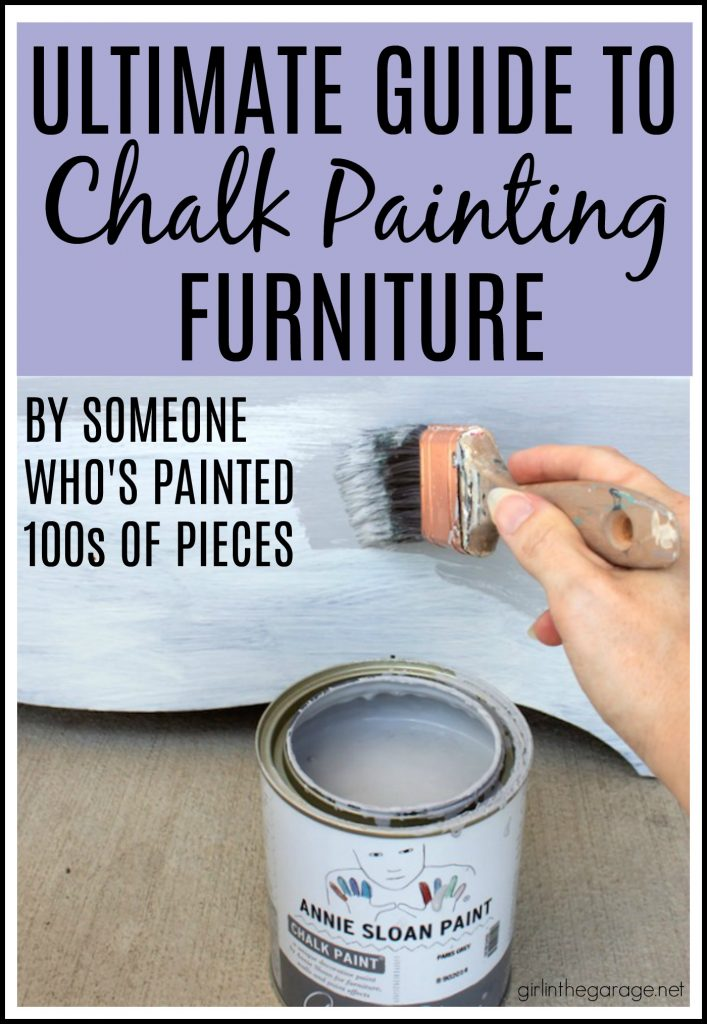How To Chalk Paint Furniture Ultimate Beginner S Guide