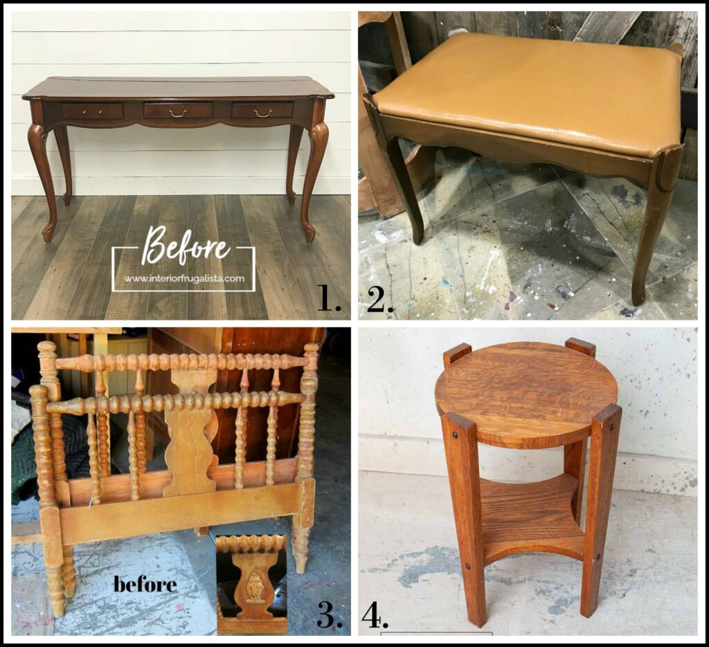 Furniture Fixer Uppers - November 2019