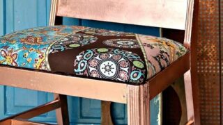 Boho Chic Furniture Makeover For My Alter Ego Self