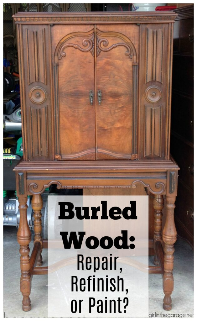 The Burl Wood Furniture Debate