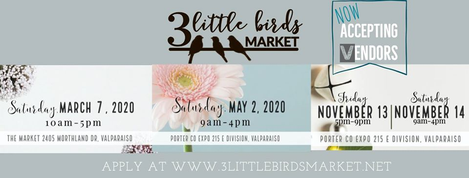 3 Little Birds Market