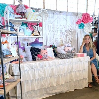 Market and Craft Fair Booth Ideas