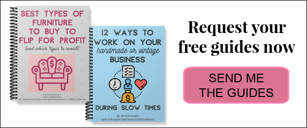 Request your two free guides now - Girl in the Garage