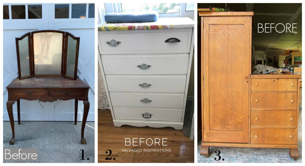 Furniture Fixer Uppers - June 2020