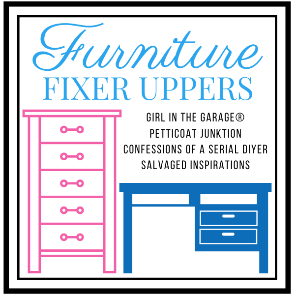 Furniture Fixer Uppers - Oct. 2020
