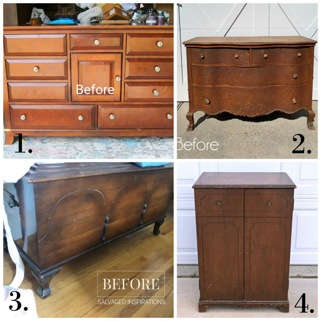 Furniture Fixer Uppers - July 2020