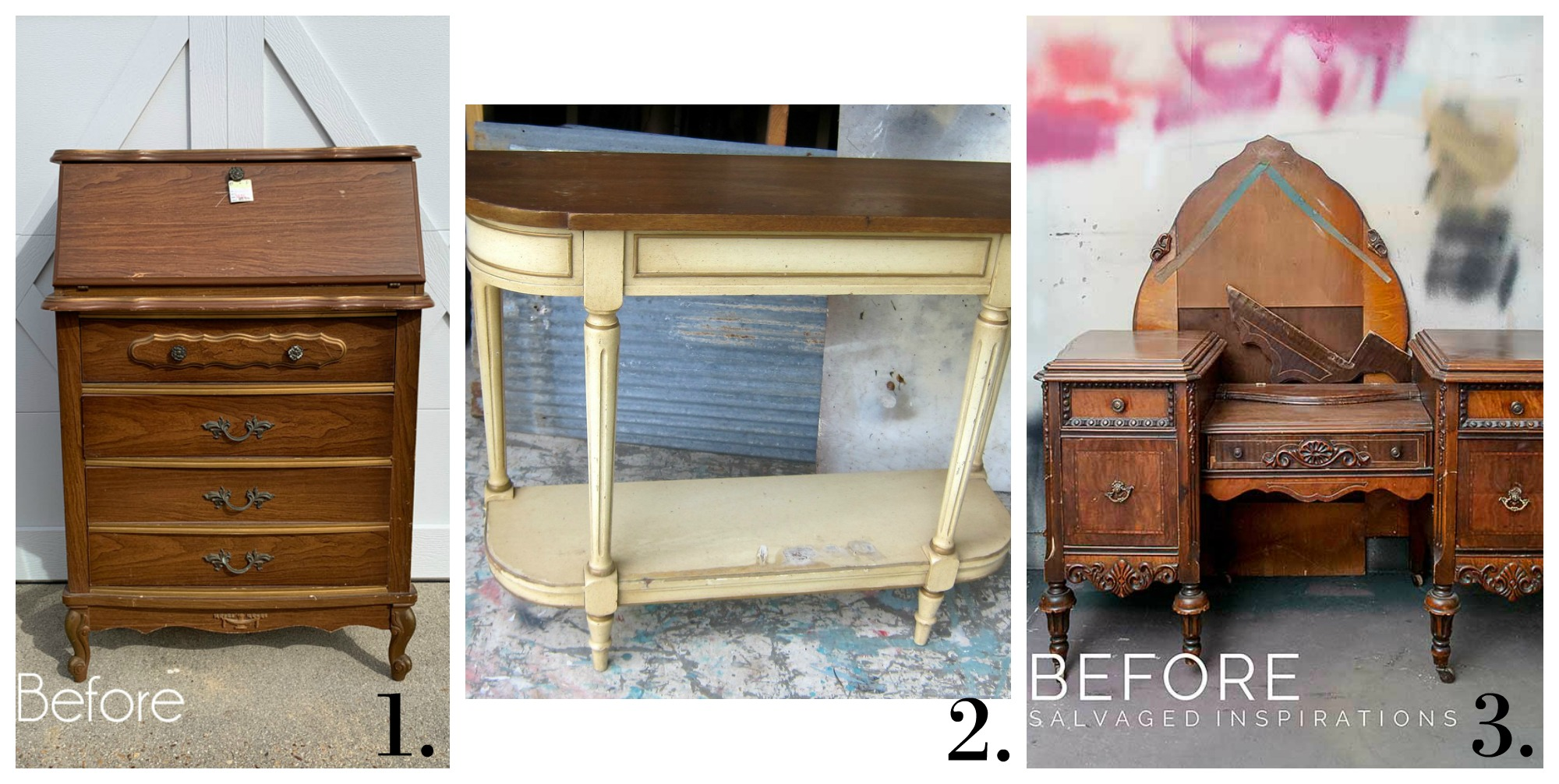 Furniture Fixer Uppers - Nov2020