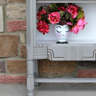 French Linen Chalk Paint Furniture Ideas