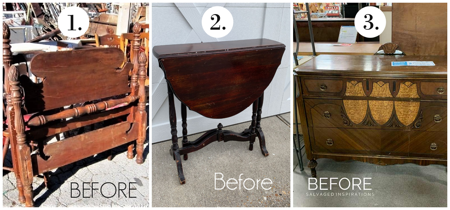 Furniture Fixer Uppers March 2021