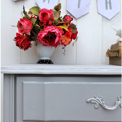 How to Paint Laminate Furniture with Chalk Paint