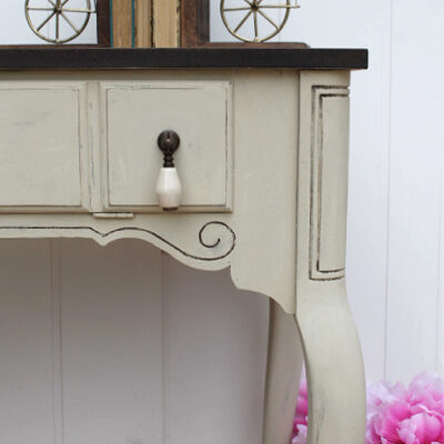 How to Repurpose a Sewing Machine Table